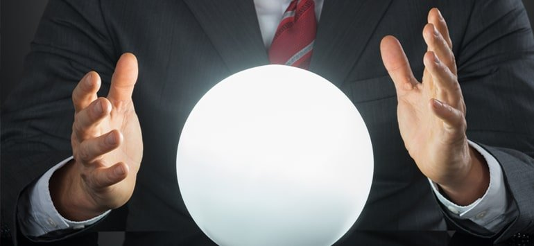 Crystal Ball to Direct Mail Hero