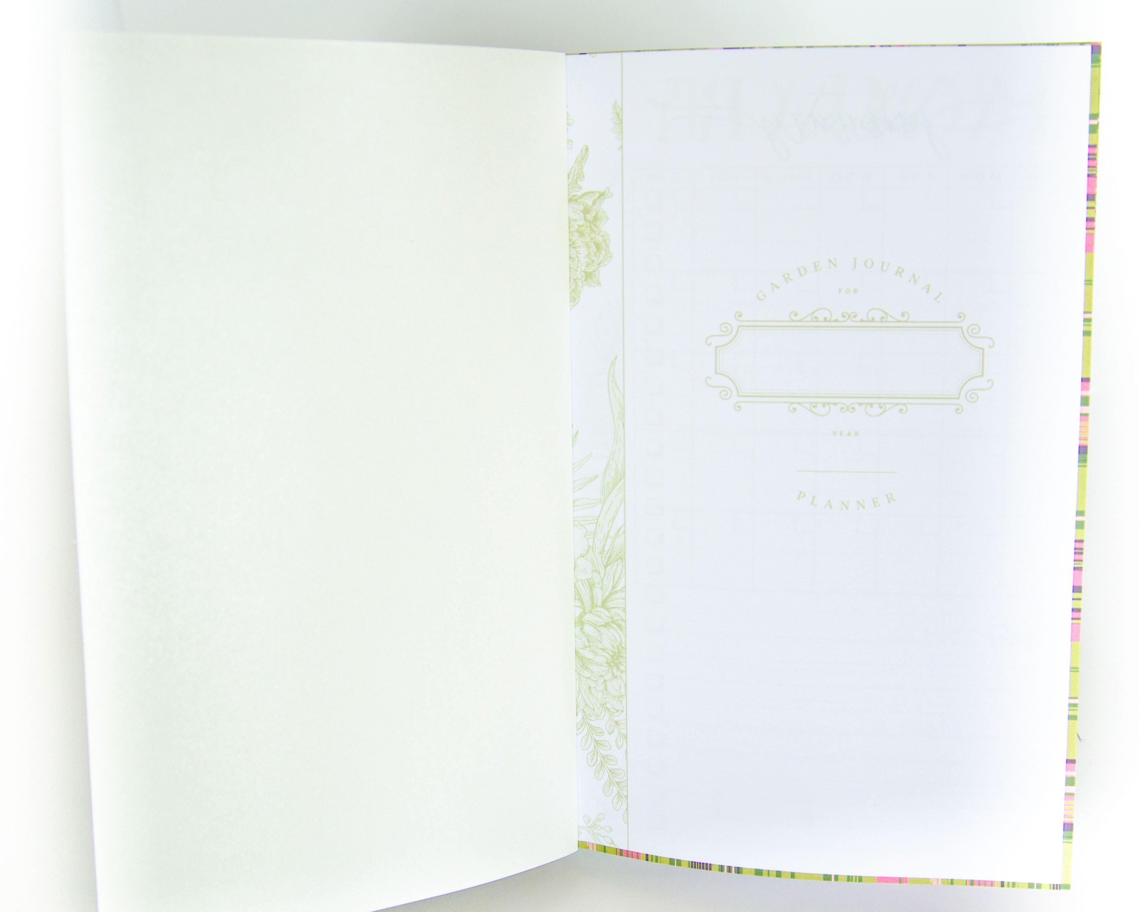 Garden Book - Pg 1