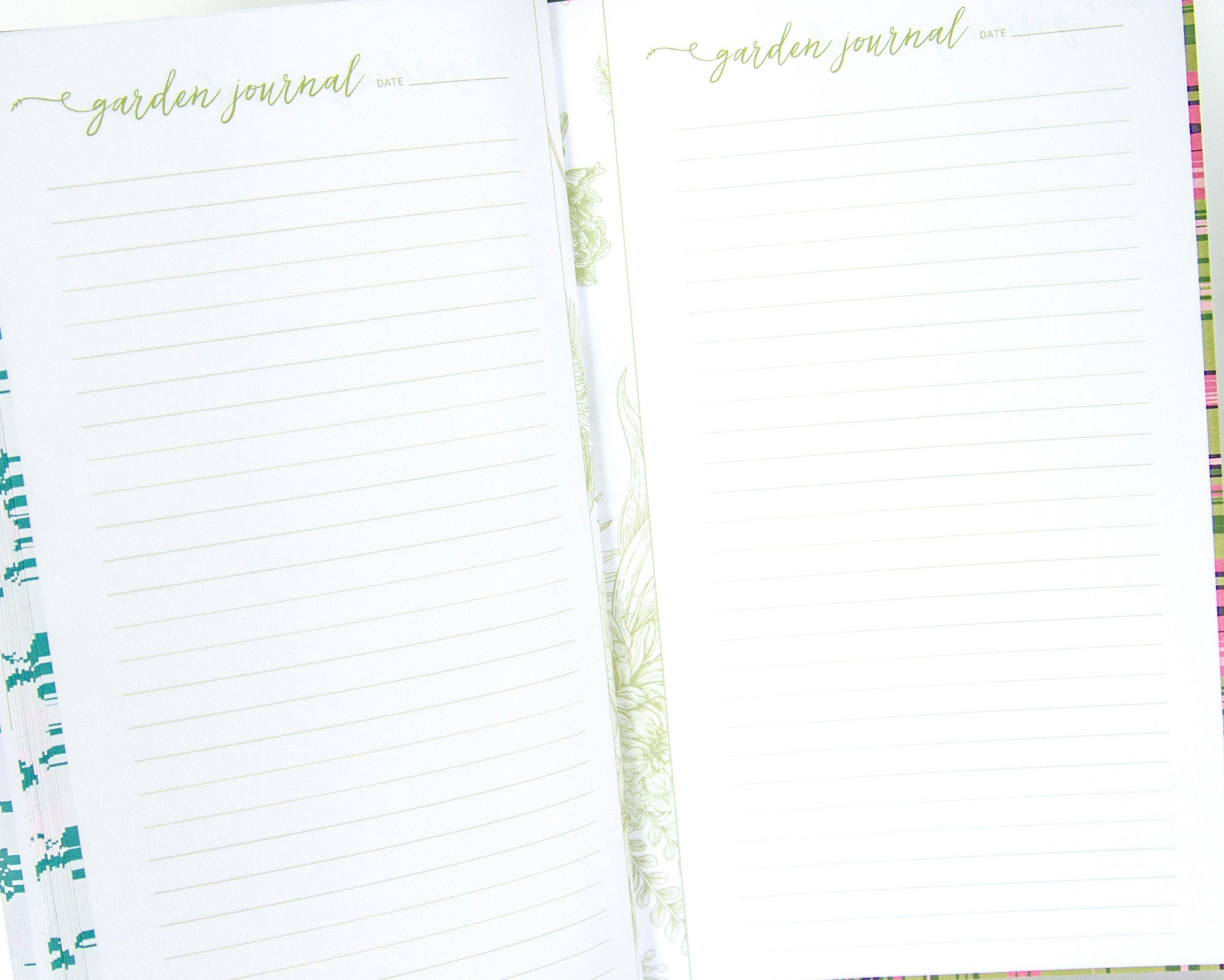 Garden Book - Journal