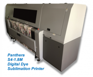 Panthera S4-1.8M Digital Dye Sublimation Printer