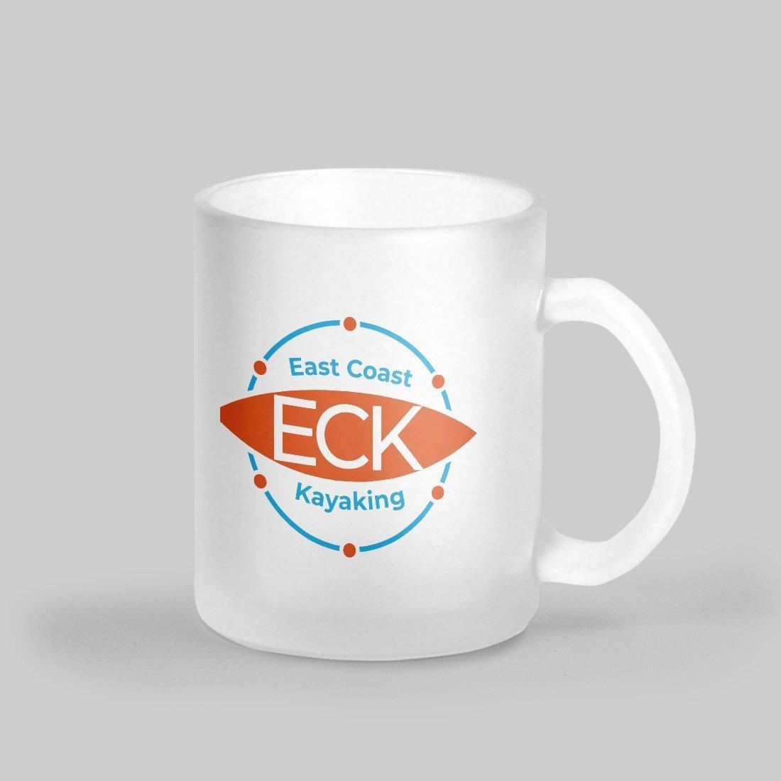 10oz Frosted Mug Corporate Gift Idea