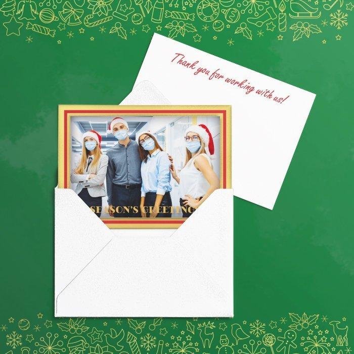 Christmas Countdown Card