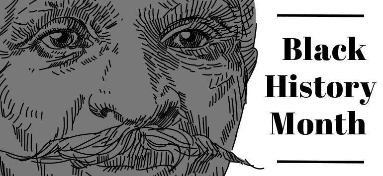 Black History Month Hero